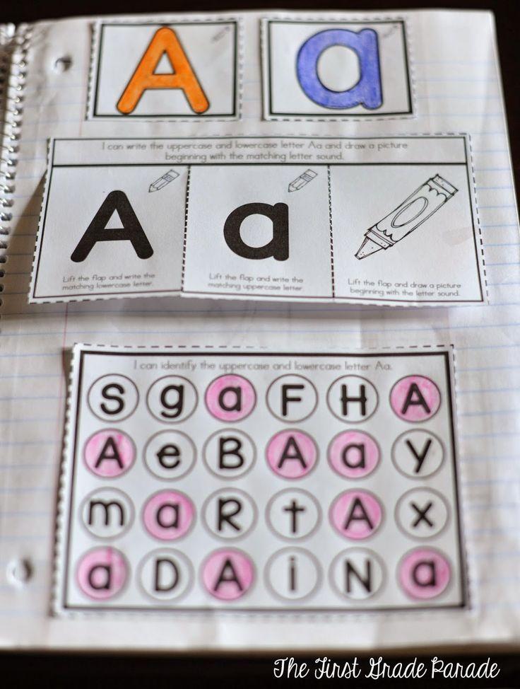 The First Grade Parade: I Notebook...Do You?
