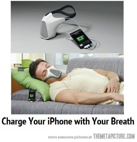 Funny Pictures About IPhone Chargers Have Gone Too Far Oh And Cool Pics Also