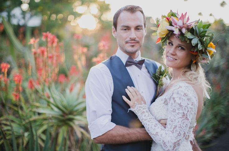 Sunrise wedding at Kiahuna Plantation Resort with Aloha Bridal Connections & Jenna Lee Pictures