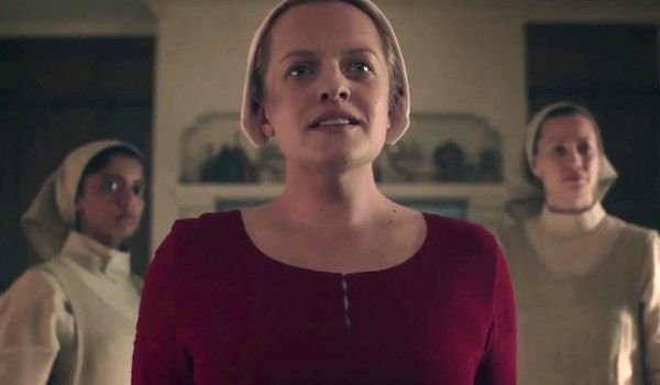 The Handmaid S Tale Mayday Trailer Hulu S The Handmaid S Tale Season 3 Episode 13 Mayday Tvshowt Elisabeth Moss Handmaid S Tale Handmaid S Tale Tv Tv Shows