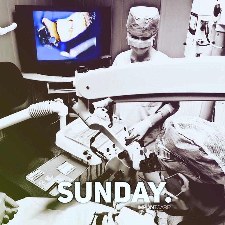 #implantcare #yourdentalplace #sunday #hardwork #today #in #snina #doctor #kunec #dentalassistant #beata #slovakia #rootcanal #treatment #microscope #zeiss #photography #dentist #instagood #instamood...