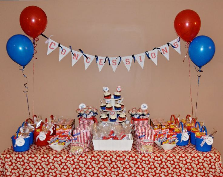 baseball party ideas | baseball party decorations printable party