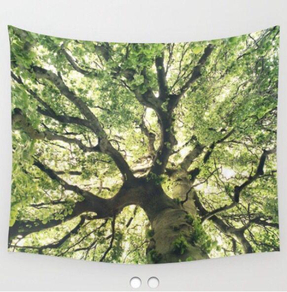Society 6 Tree Tapestry.