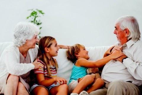 ¿Qué tendrán los abuelos que a los niños vuelven locos? Lee esto.