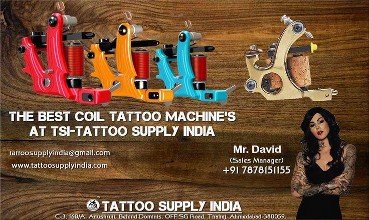 #Premium #Brand #Coil #Tattoo #Machine #Only #Available #At  #TSI #TattooSupplyIndia  #Huge #Store #Hygienic #Products #High #Quality #Reliable #Price  #Call #Or #WhatsApp #For #Further #Inquiry  Mr. David (Sales Manager) +91 7878151155 — at Tattoo Supply India 7878151155.