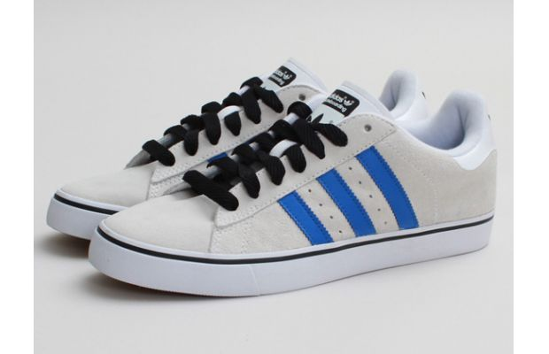 "adidas Campus Vulc ""Running White/Bluebird"""