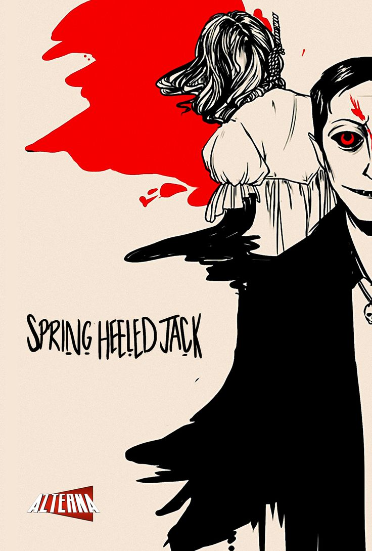 Comic Book Preview: Spring-Heeled Jack - Bounding Into Comics