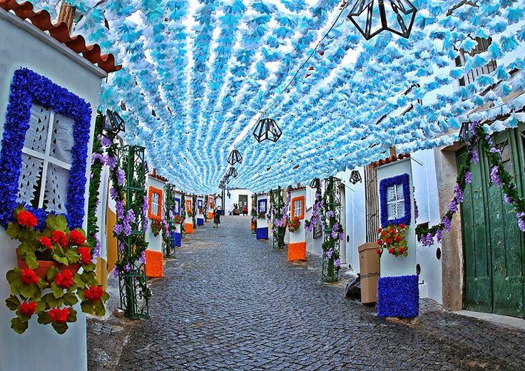 Festas do Povo, Campo Maior.-Portugal
