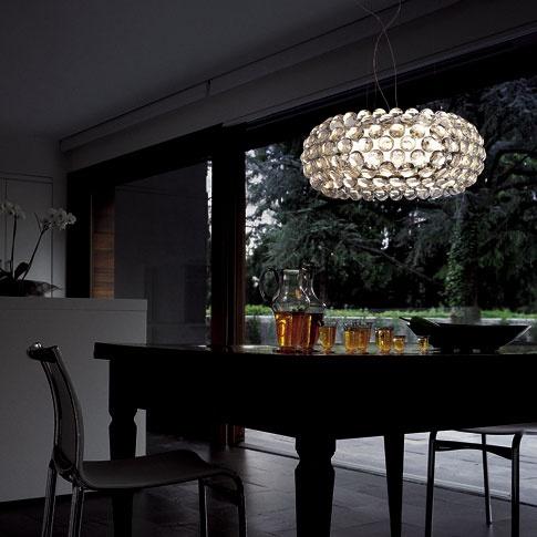 Caboche Grande Suspension Lamp
