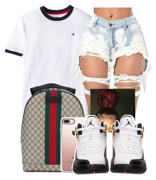"""""""ion work in no office but they copying and thats facts tho."""" by jaysational on Polyvore featuring Gucci, Casetify and Retrò"""