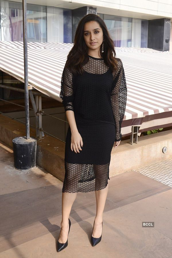 Shradha Kapoor   Bollywood outfits, Ladies one piece dress, Bollywood  hairstyles