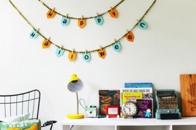 Si no has tenido tiempo de preparar nada decorativo para la noche de Halloween, o no tenías previsto hacer nada en casa esta noche pero al final...