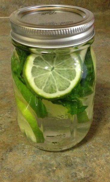 Belly Fat Reducing Water