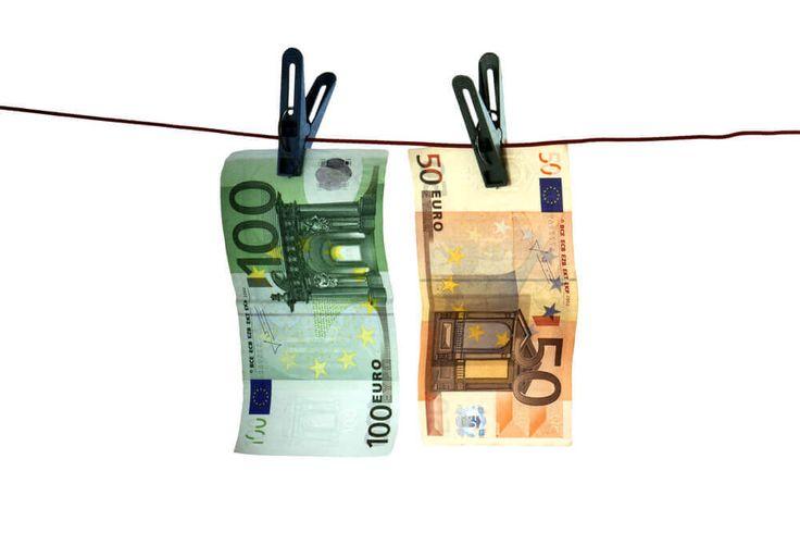 Hvitvasking av penger