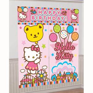 A679619 - Hello Kitty Scene Setter Kit Please note: approx. 14 day delivery time. www.facebook.com/popitinaboxbusiness