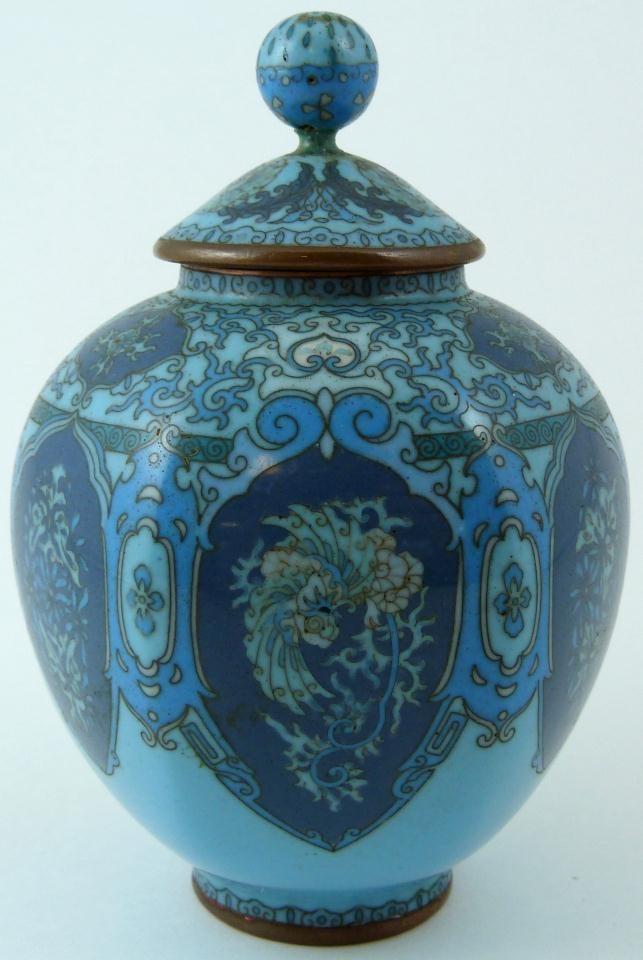 183 best ginger jars images on pinterest. Black Bedroom Furniture Sets. Home Design Ideas