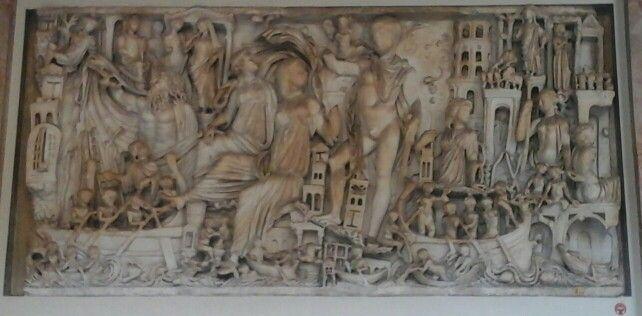 Musei Vaticani, Cortile Ottagonale.