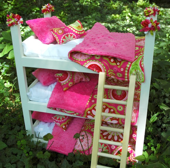 How To Build An American Girl Bunk Bed Woodworking Projects Plans