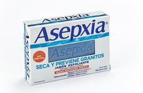 Asepxia - Jabon Exfoliante X 100 Grs