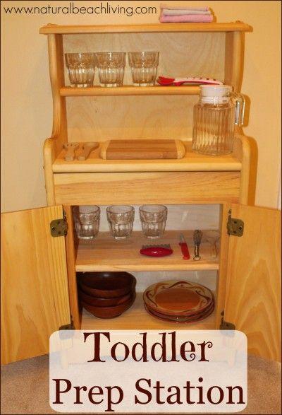 Montessori Practical Life (Free Printable Chore Chart)