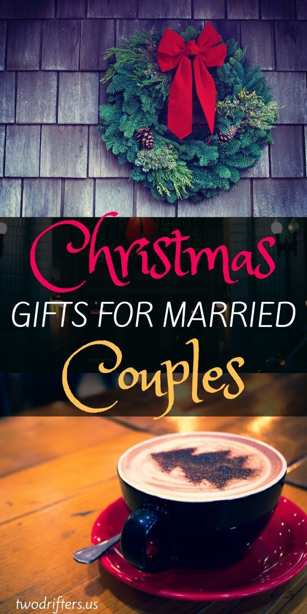 05d4e2014a Need some gift ideas for the couple in your life? Here is a list of perfect  Christmas Gifts for Married #Couples #GiftGuides #Christmas