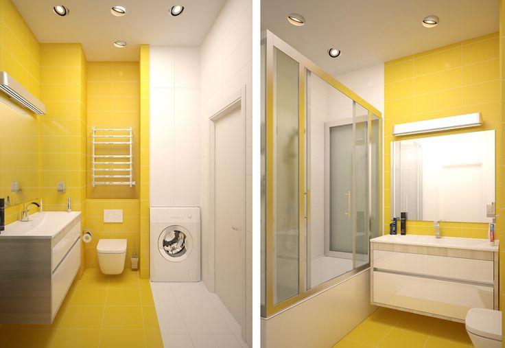 Scandinavian style apartment for young family. Квартира для молодой семьи в…