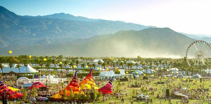Coachella Music Festival, CA