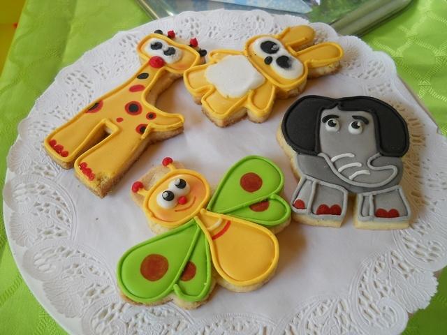 Lemon Cookies Baby TV
