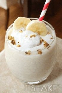 Banana Cream Pie 310 shake
