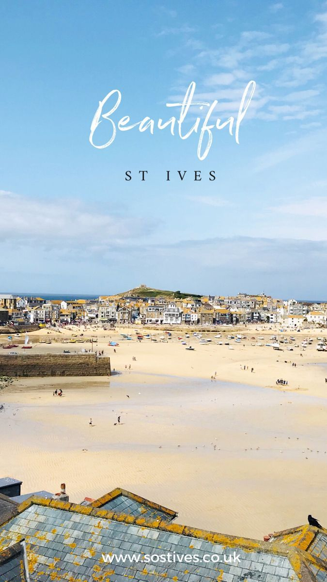 St Ives Cornwall In 2020 Luxury Holiday Cottages St Ives St Ives Cornwall