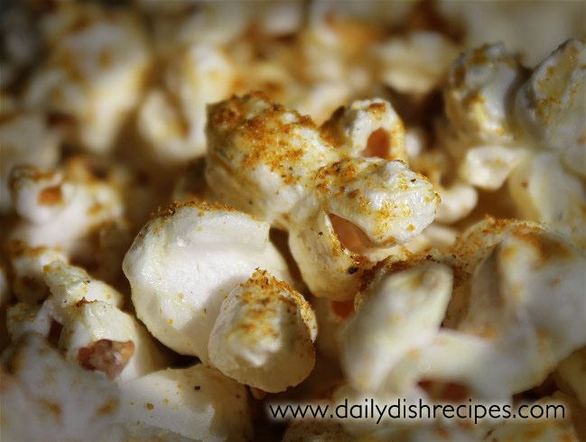 Love this Spicy Curry Movie Popcorn !!