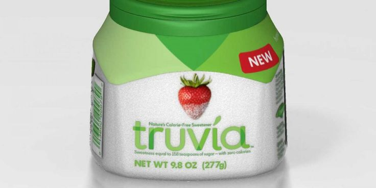 Researchers Discover Truvia Is Toxic To Fruit Flies, But Humans Are Probably Fine