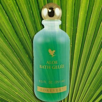 This gentle, moisturizing bath and shower gel, rich in pure Aloe Vera gel, will soothe away your cares.