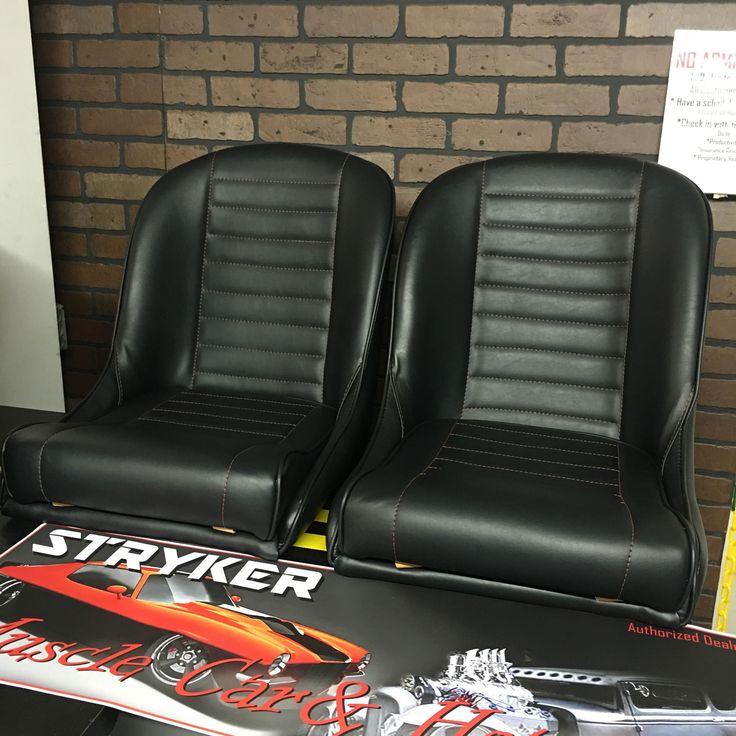 low back bucket bomber seats | eBay Motors, Parts & Accessories, Vintage Car & Truck Parts | eBay!