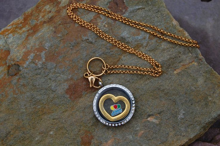 This locket comes with a gold colour open heart disc with 'Happy Birthday' charm inside.  A fun locket to mark that birthday with a difference. http://silverhavenjewellery.com/products/257583--love-your-birthday-locket.aspx