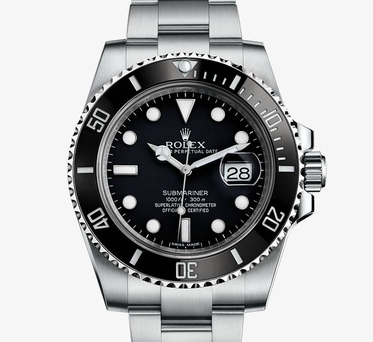 Rolex Submariner Date As an everyday watch, sure why not?  http://www.rolex.com/watches/submariner/m116610ln-0001.html