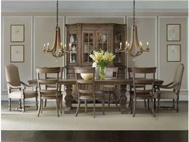 Shop For Hooker Furniture Rectangle Dining Table 5107 75206 And Other Room