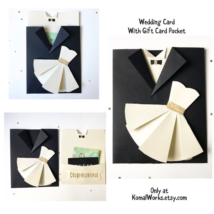 A personal favorite from my Etsy shop https://www.etsy.com/ca/listing/564587082/gift-card-holder-wedding-wedding-card