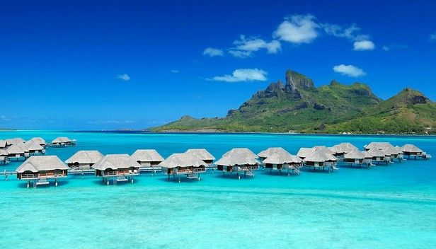 bora bora dream destination! ...one of these days...