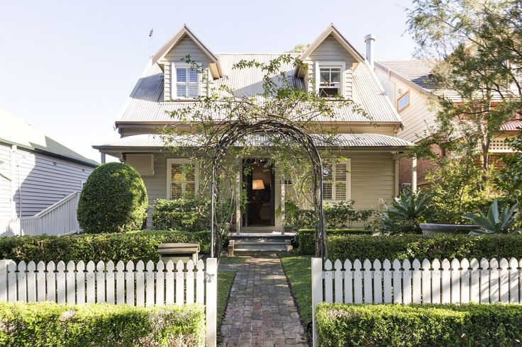 "C1880 ""Providence"" is a classic cottage which thoughtfully transitions from old to new. Sold listing 