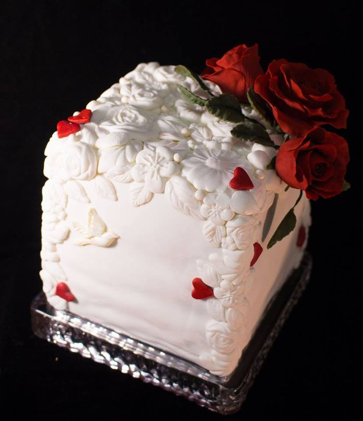 Photo of Bas Relief cake