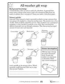 Science Worksheets Science worksheets, 4th grade science