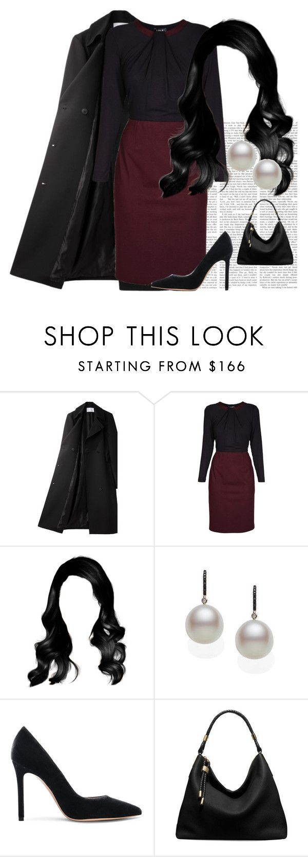 """""""Sofía Morris meeting Albert McPherson and telling him about her frustration over the cover"""" by sofiamcpherson ❤ liked on Polyvore featuring Alexander Wang, Lola, Gianvito Rossi and Michael Kors"""