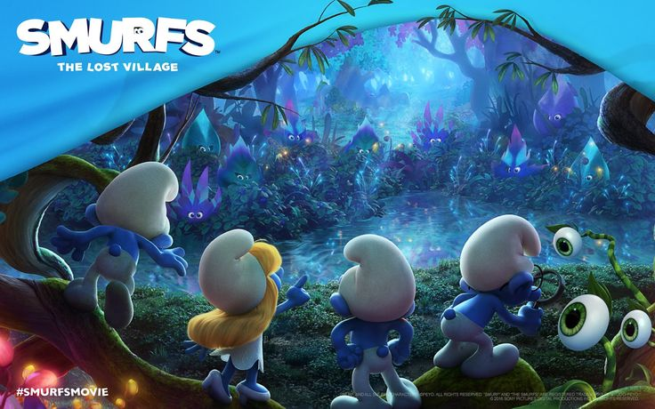 Kelly Asbury, Smurfs: The Lost Village (2017), CINE ΣΕΡΡΕΣ, Ariel Winter, Joe Manganiello, Michelle Rodriguez,