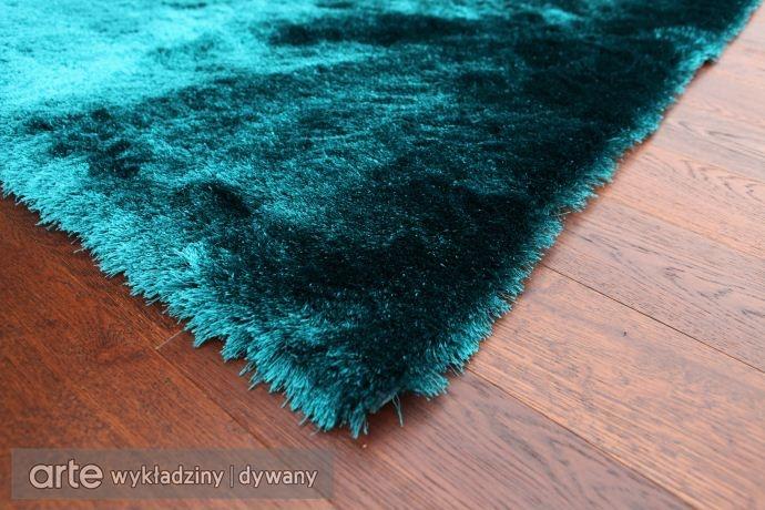 Dywan Whisper Dark Teal www.arte.pl