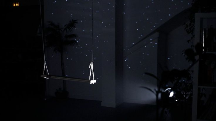 Starfield. Starfield is an installation where a swing is used to create a large interactive starry sky.  With a Kinect installed behind the ...