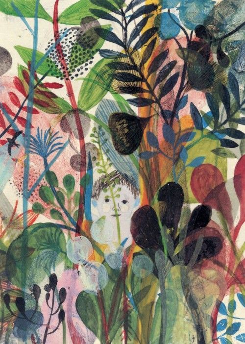 Violeta Lópiz «Les poings sur les îles» (author Elise Fontenaille)
