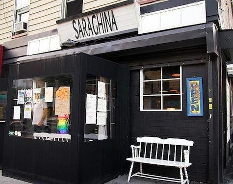 Saraghina, New York, 435 Halsey Street in Brooklyn.