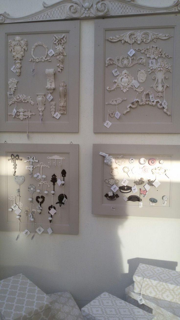 chabby ornamenti
