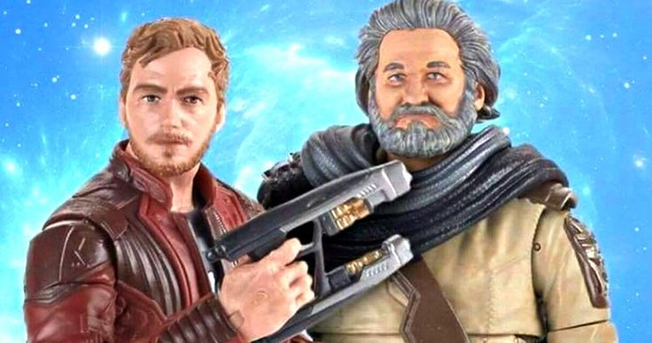 Guardians of the Galaxy 2 Toy Has Best Look Yet at Star-Lord's Dad -- A Guardians of the Galaxy Vol. 2 action figure reveals what Kurt Russell looks like as Ego the Living Planet. -- http://movieweb.com/guardians-of-galaxy-2-ego-living-planet-action-figure/